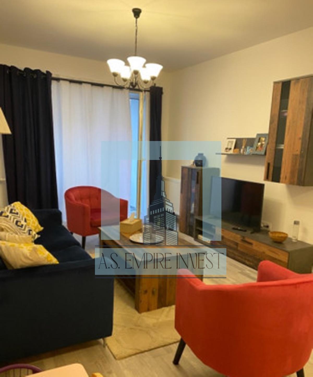 Apartament 2 camere mobilat-utilat – zona Avantgarden