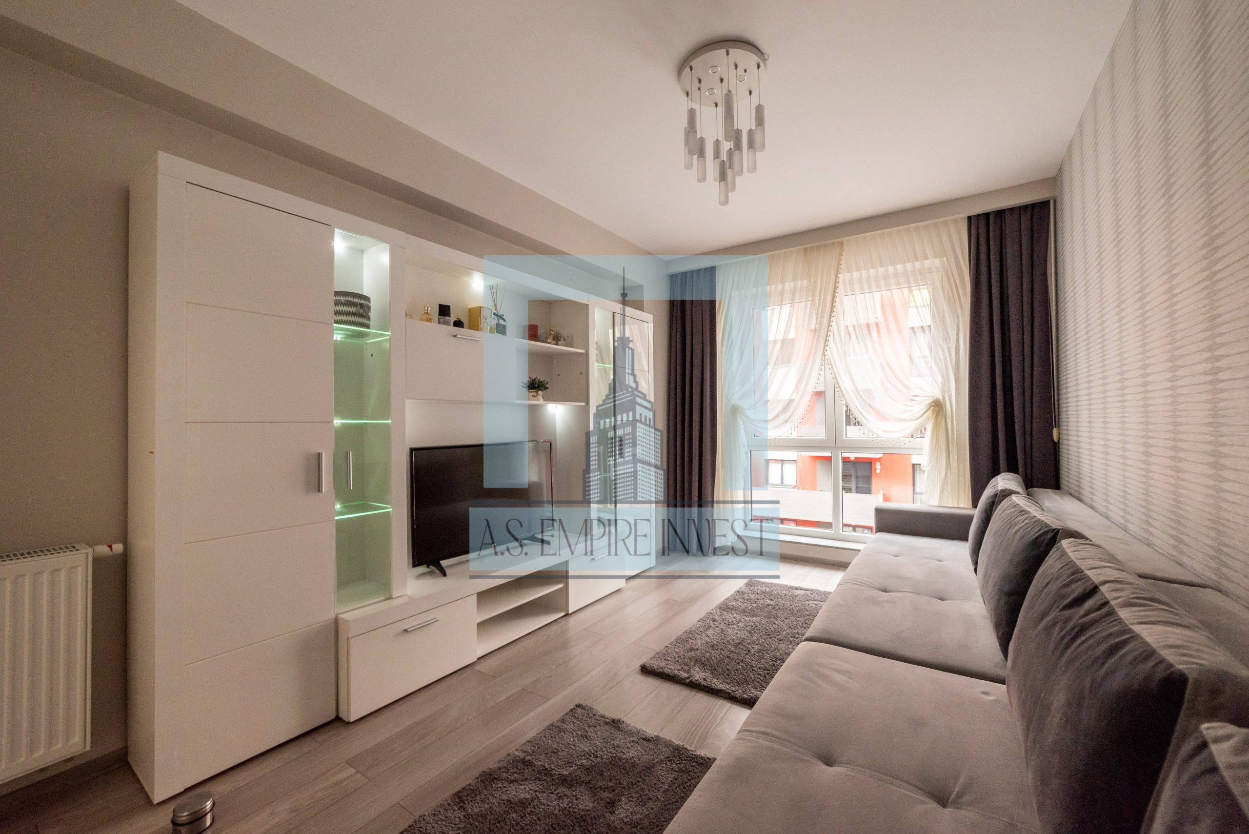 Apartament LUX 3 camere Avantgarden