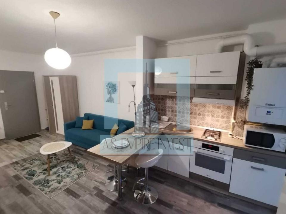Apartament(Studio),mobilat/utilat -zona Avantgarden