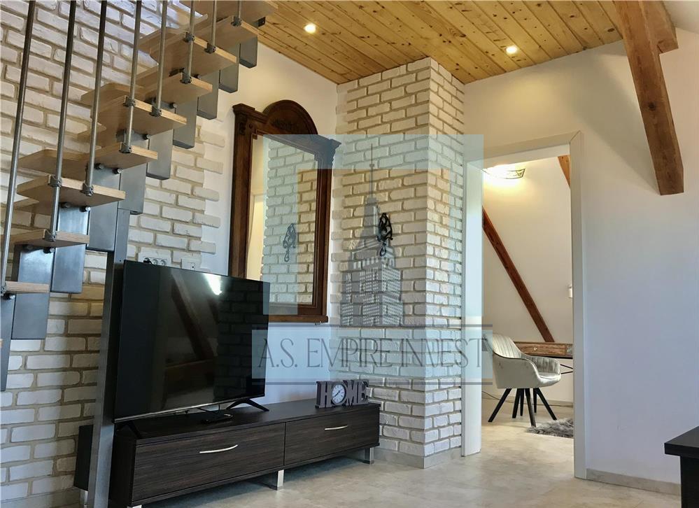 Apartament 4 camere mobilat-utilat – zona Centrul Vechi