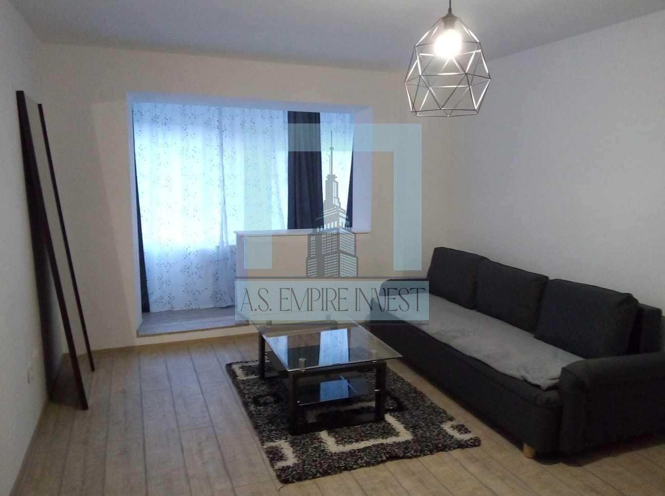 Apartament 2 camere mobilat-utilat – zona Centrul Civic