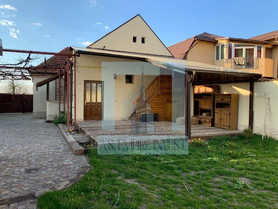 Casa singur în curte renovată – zona Griviței