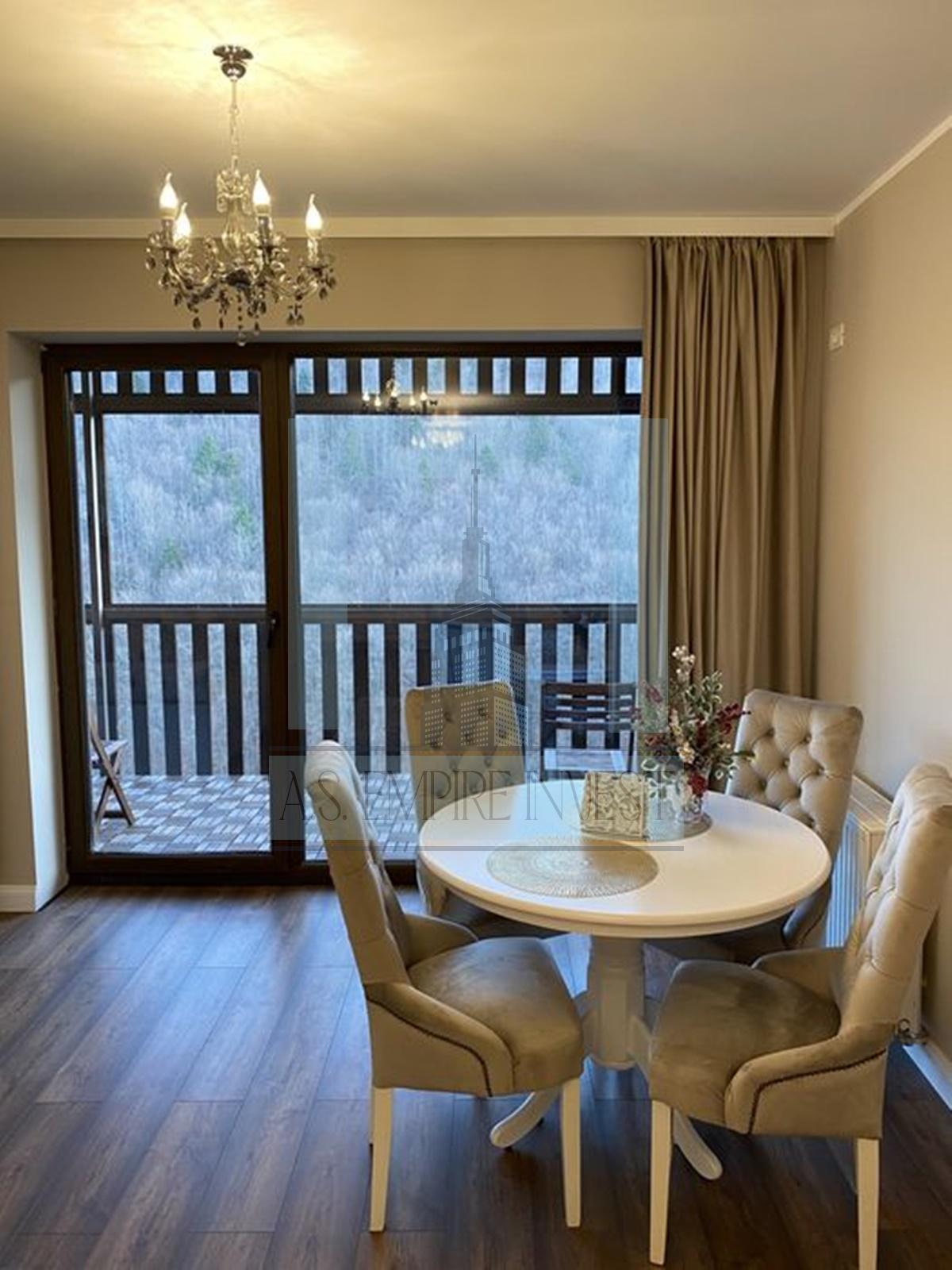Apartament 3 camere mobilat-utilat LUX – zona Racadau (TAMPA GARDENS)