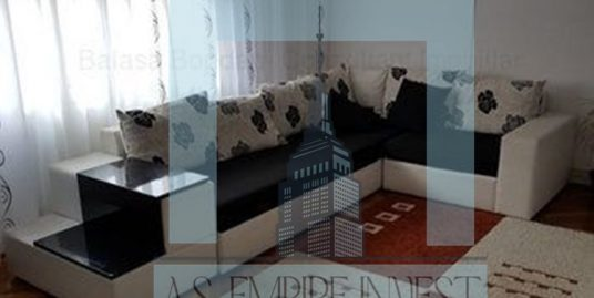 Apartament 3 camere mobilat-utilat – zona Brasovul Vechi
